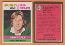 Eire Gerry Daly Manchester United 247